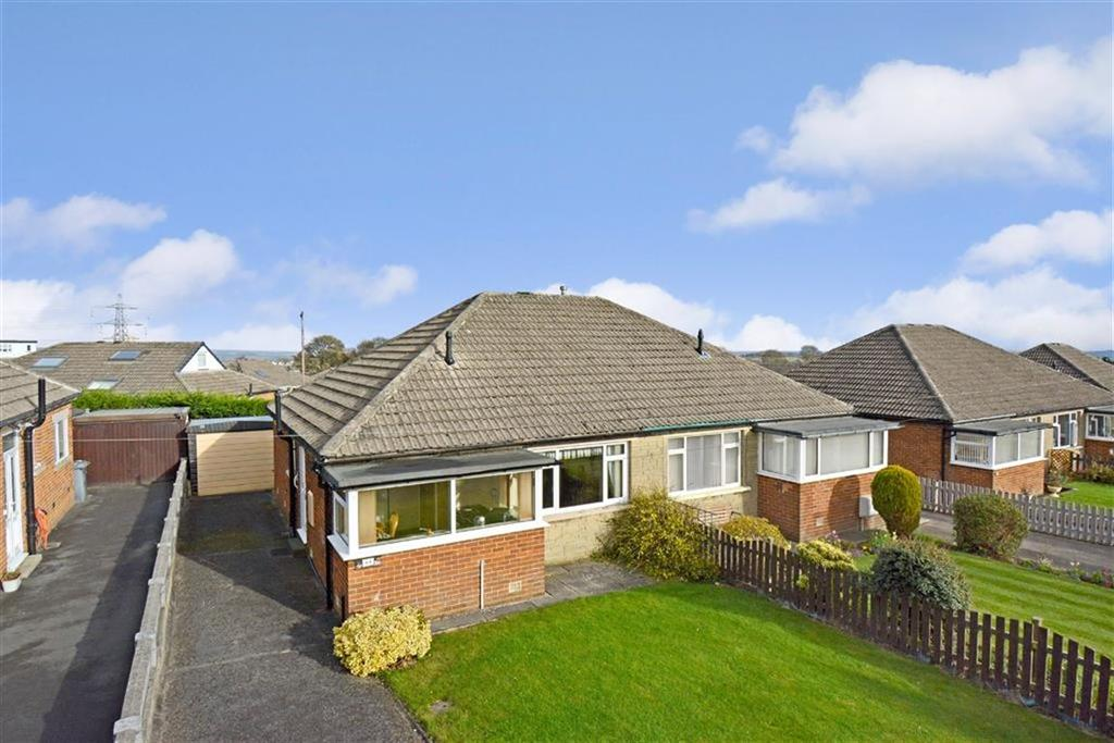 2 Bedrooms Semi Detached Bungalow for sale in Low Hills Lane, Lindley, Huddersfield, HD3