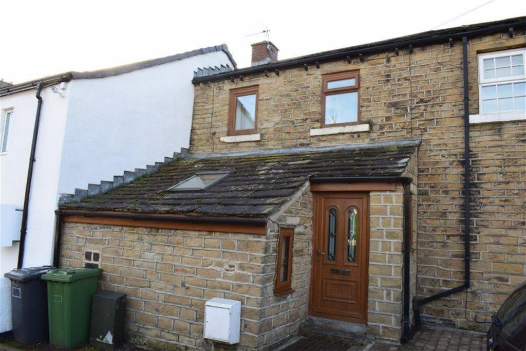2 Bedrooms Terraced House for sale in Rowley Hill, Fenay Bridge, Huddersfield, HD8