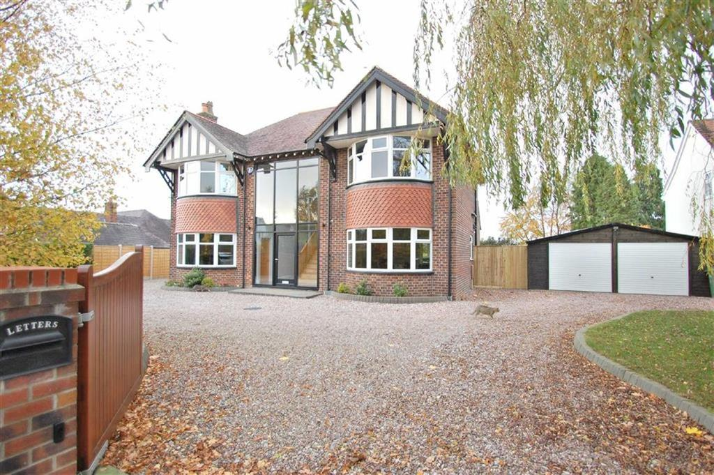 4 Bedrooms Detached House for sale in Queensgate, Bramhall, Cheshire