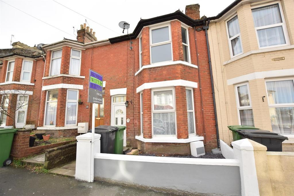 3 Bedrooms Terraced House for sale in Paynton Road, St. Leonards-On-Sea