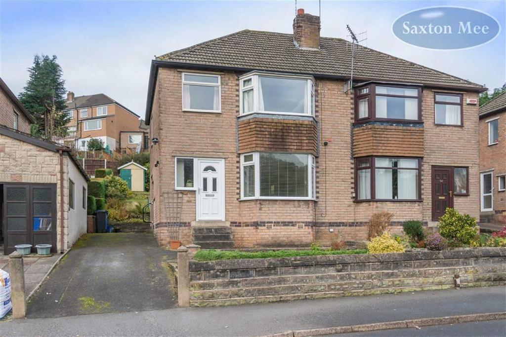 3 Bedrooms Semi Detached House for sale in Rivelin Park Road, Rivelin, Sheffield, S6