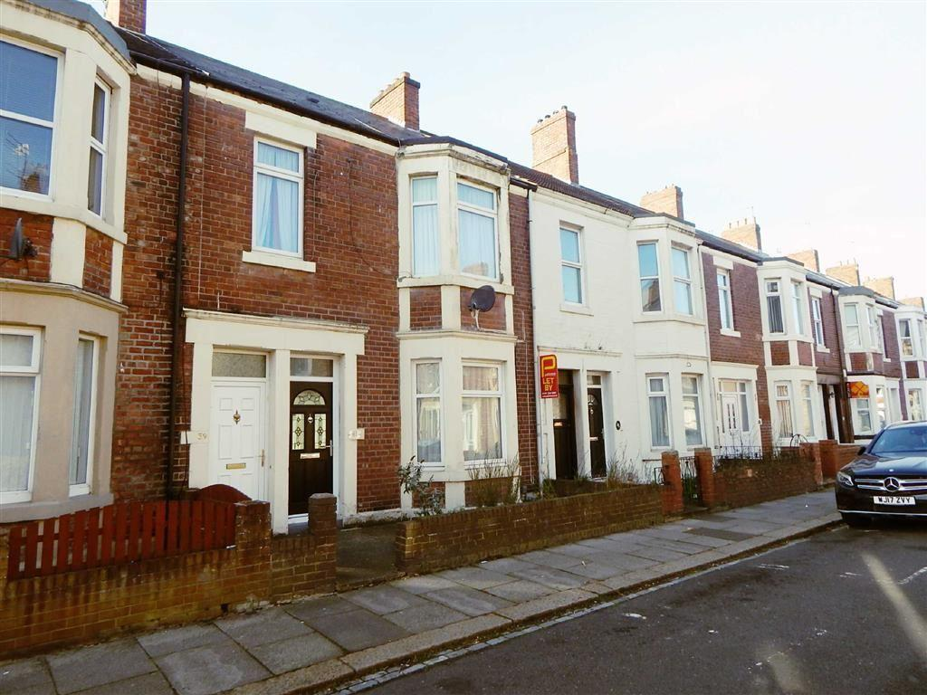 2 Bedrooms Apartment Flat for sale in Woodbine Avenue, Wallsend, Tyne And Wear, NE28