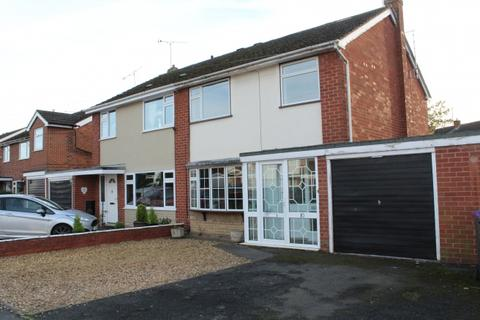 3 bedroom semi-detached house for sale - 10 Meadow View Road, Newport, Shropshire, TF10 7NW