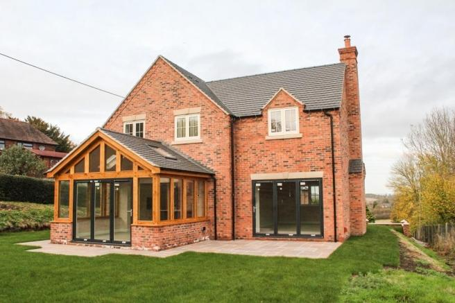 4 Bedrooms Detached House for sale in Coppice House, Hillside, Lilleshall, Newport, Shropshire, TF10 9HG