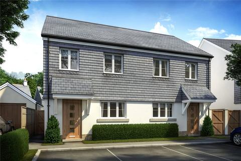 2 bedroom semi-detached house for sale - Trispen Meadows, Trispen, Truro