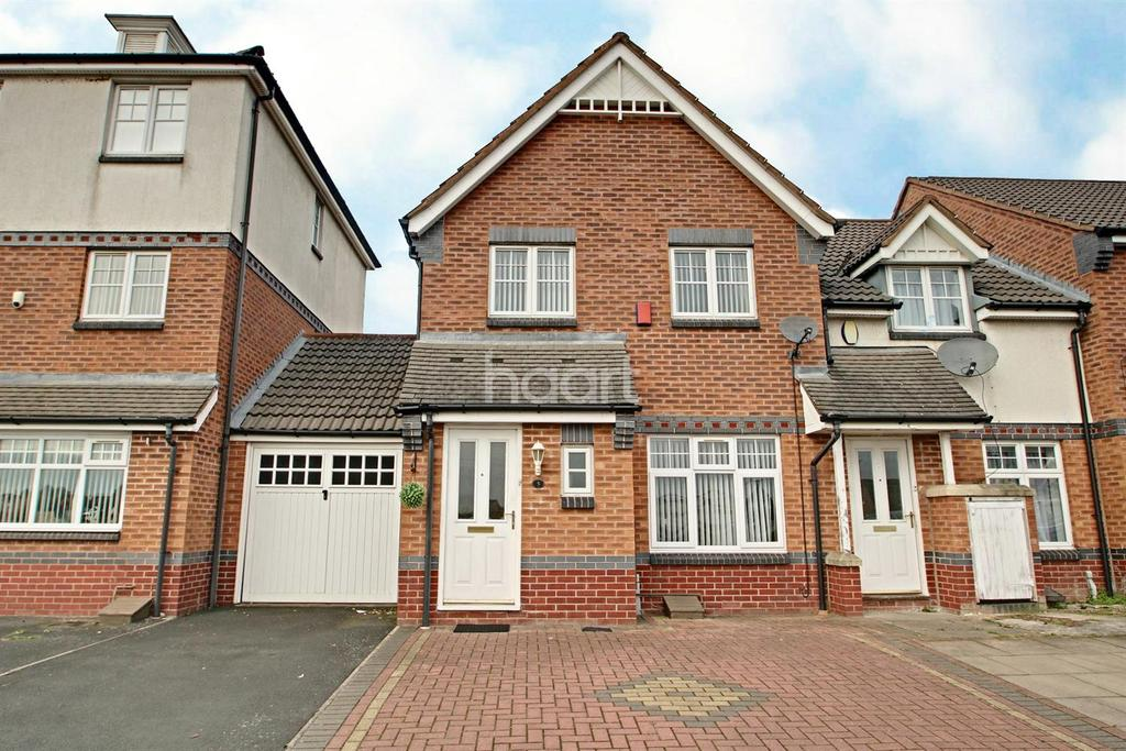 3 Bedrooms Semi Detached House for sale in Gibson Drive, Smethwick
