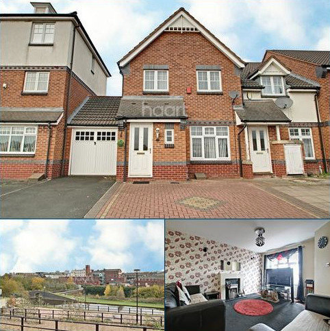 3 bedroom semi-detached house for sale - Gibson Drive, Smethwick