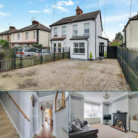 3 bedroom semi-detached house for sale - Hart Road, Thundersley