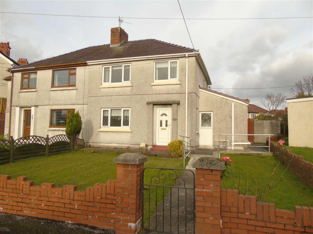 3 Bedrooms Semi Detached House for sale in Stepney Road, Burry Port