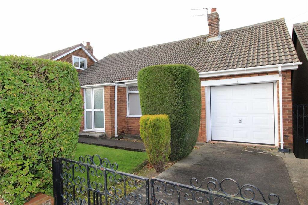 2 Bedrooms Detached Bungalow for sale in Fir Tree Road, Whickham