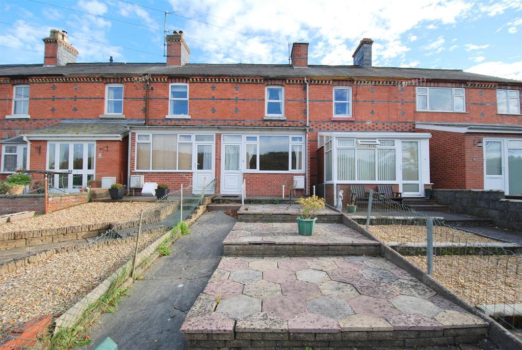 2 Bedrooms Terraced House for sale in Hafren Terrace, Llanidloes