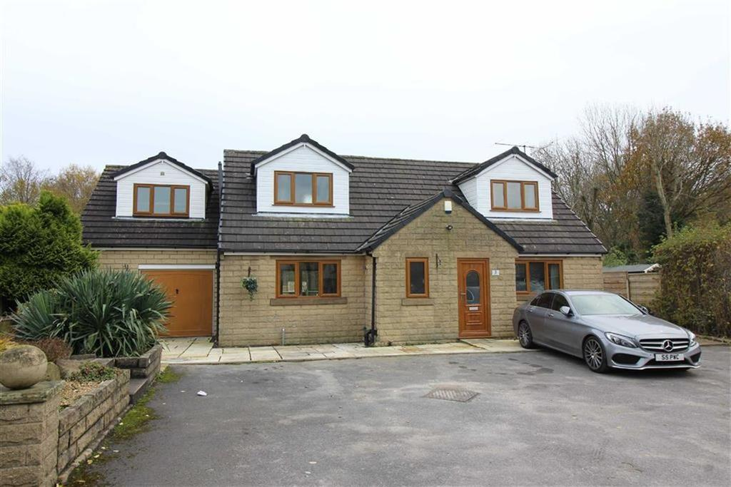 5 Bedrooms Detached House for sale in The Ridgeways, Hayfield, High Peak, Derbyshire
