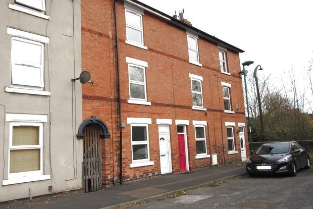 3 Bedrooms Terraced House for sale in Athorpe Grove, Nottingham, NG6