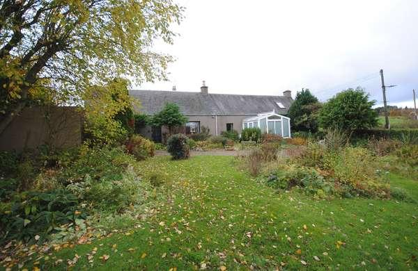 2 Bedrooms Cottage House for sale in 5 Hall Road, Nemphlar, Lanark, ML11 9JE