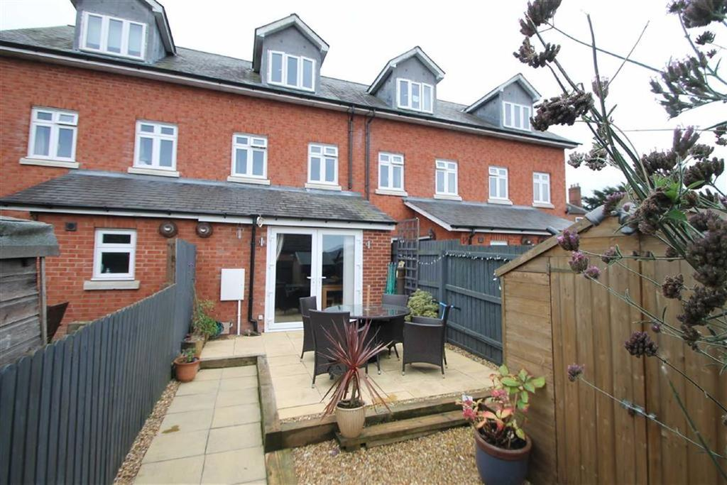 3 Bedrooms Terraced House for sale in Gravel Hill, Ludlow
