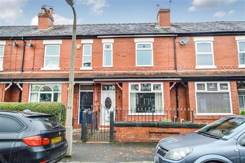 3 Bedrooms Terraced House for sale in School Road, Hale, Cheshire, WA15