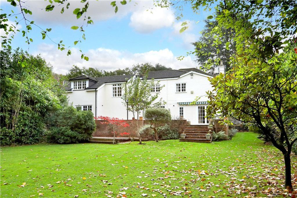 5 Bedrooms Detached House for sale in London Road, Sunningdale, Berkshire, SL5