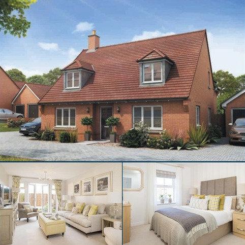 3 bedroom bungalow for sale - St James Place, Chalton Lane, Clanfield, PO8