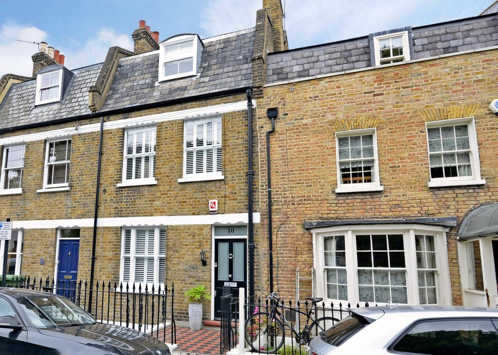 4 Bedrooms Terraced House for sale in Maidenstone Hill London SE10