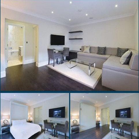 Studio to rent - Peony Court Apartments, London SW10