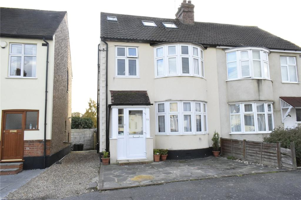 4 Bedrooms House for sale in Great Gardens Road, Hornchurch, RM11