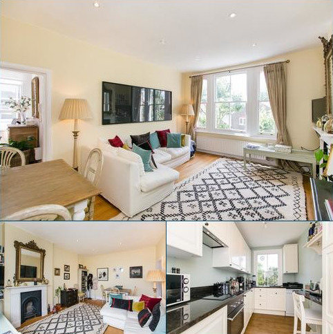 2 bedroom flat to rent - St. Marks Road, London, W10