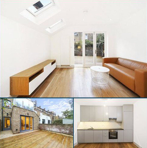 2 bedroom flat to rent - St Stephens Avenue, London, W12