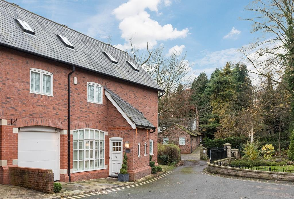 3 Bedrooms Mews House for sale in Spencer Mews, Prestbury
