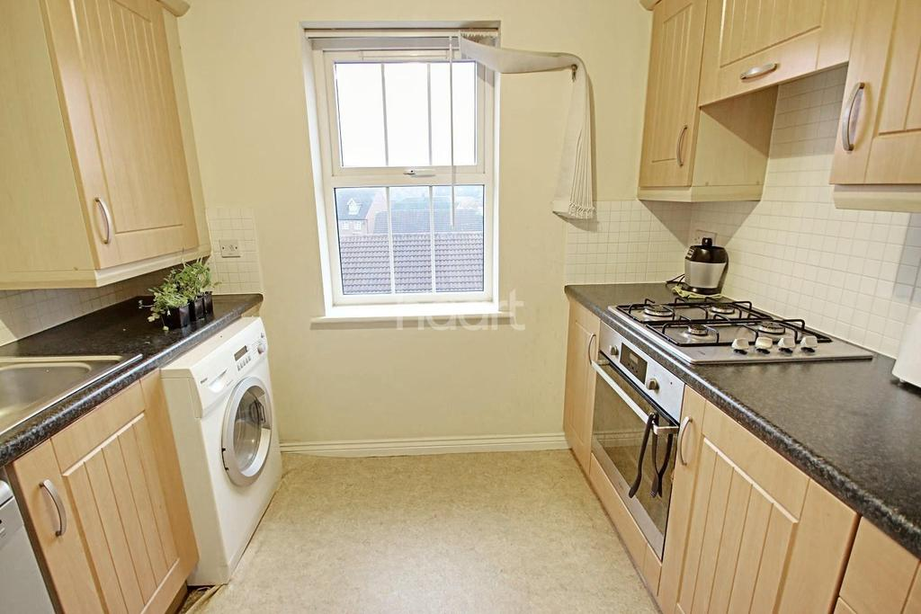 2 Bedrooms Flat for sale in Bodill Gardens, Hucknall