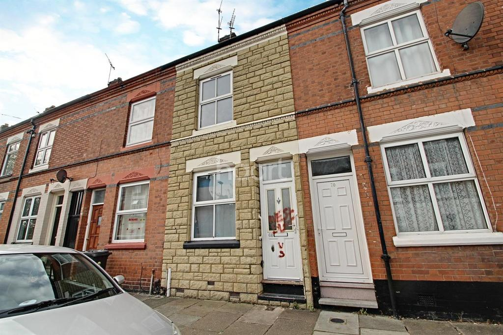 3 Bedrooms Terraced House for sale in Dannett Street, Leicester