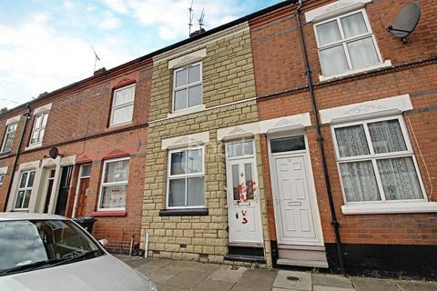 3 bedroom terraced house for sale - Dannett Street, Leicester