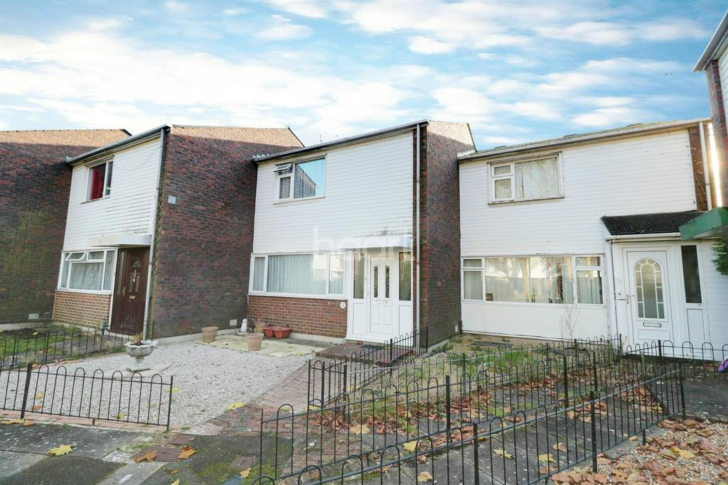 2 Bedrooms Terraced House for sale in Bracklesham Close, Farnborough