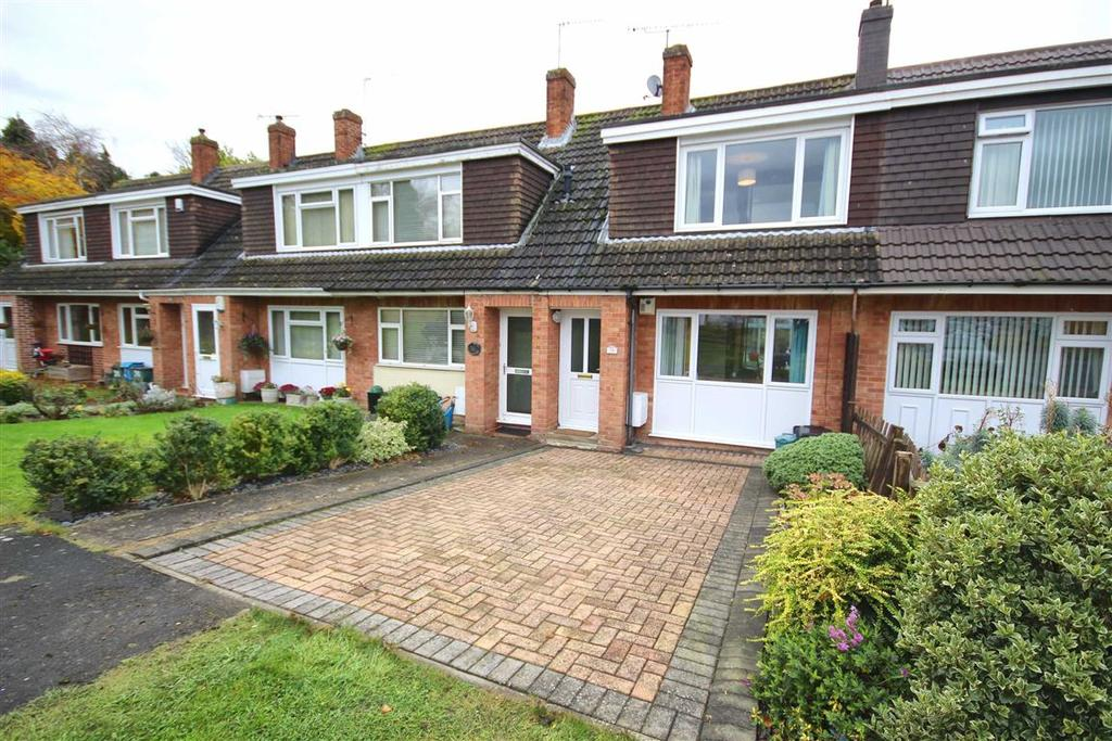 2 Bedrooms Terraced House for sale in Helens Close, Springbank, Cheltenham, GL51