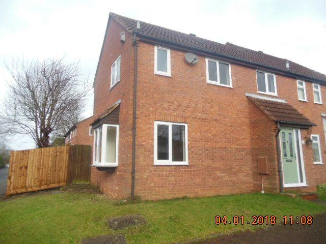 3 Bedrooms Semi Detached House for rent in Quinton Drive, Bradwell, MK13