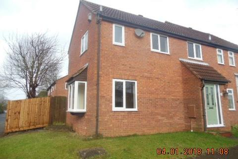 3 bedroom semi-detached house to rent - Quinton Drive, Bradwell, MK13