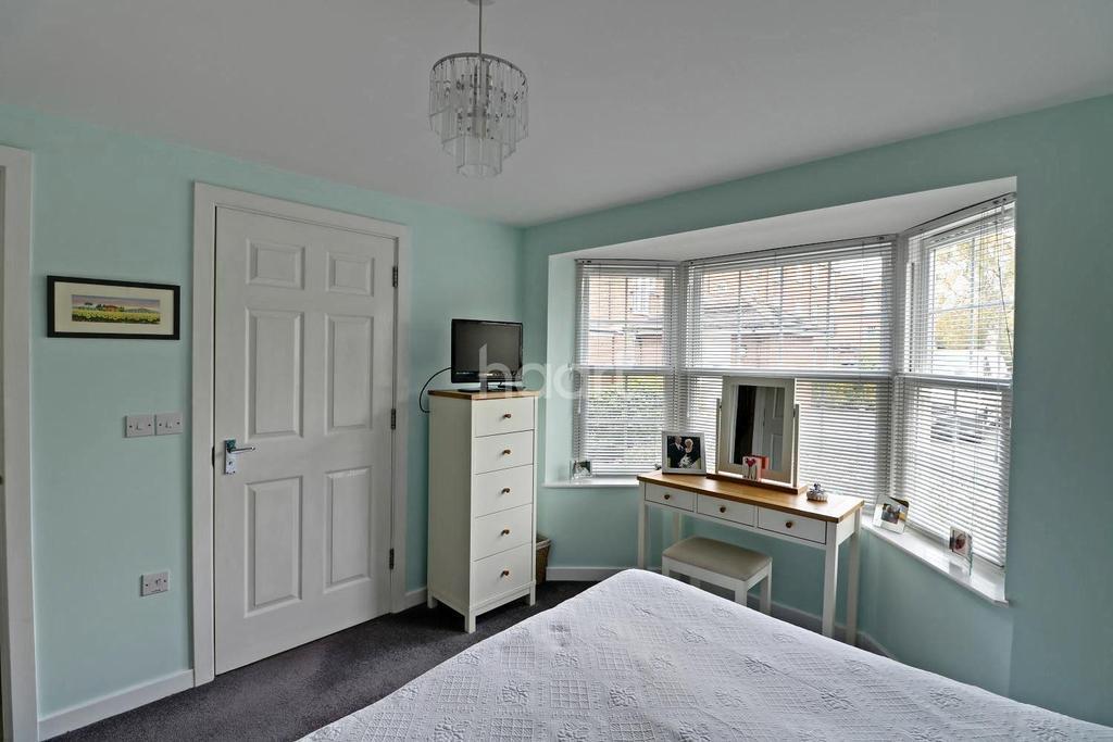 2 Bedrooms Flat for sale in Merrifield Court