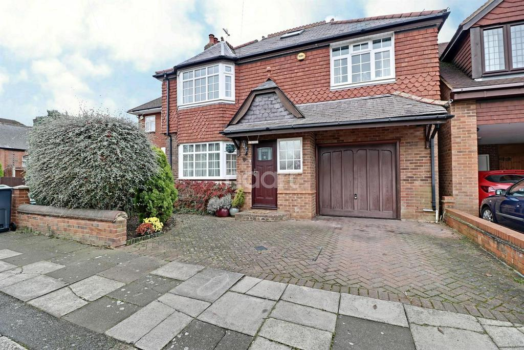 4 Bedrooms Detached House for sale in haart Of Stopsley Village