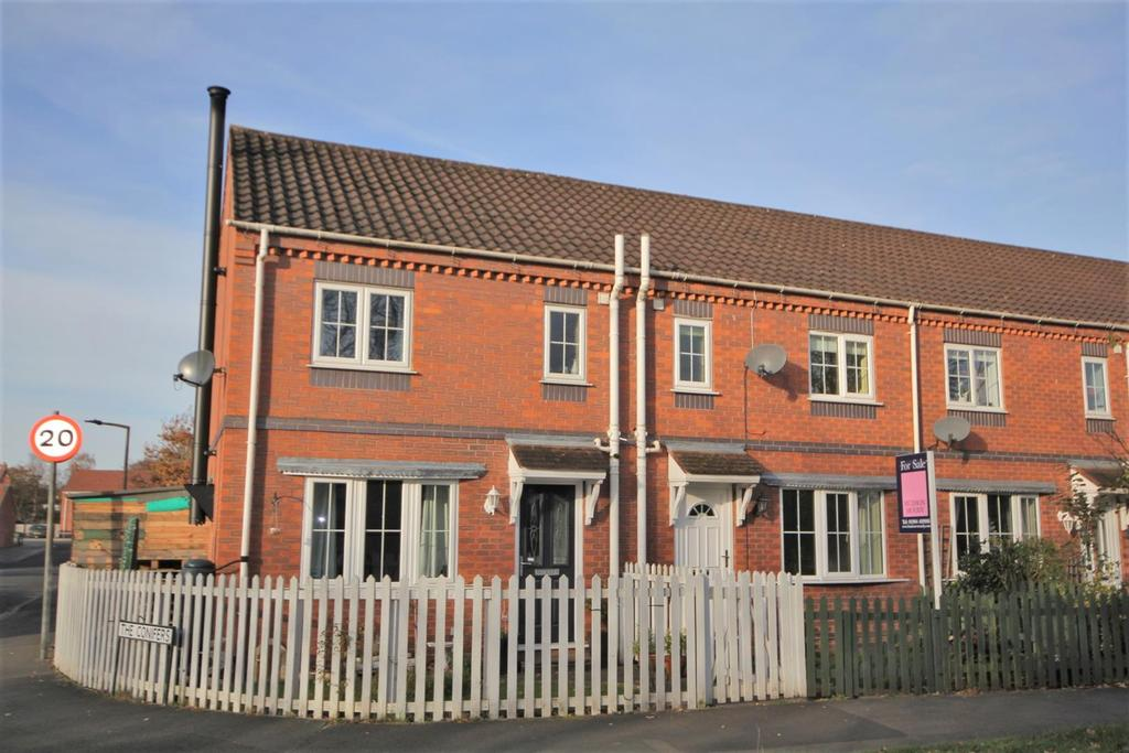 2 Bedrooms Terraced House for sale in Wheldrake Lane, Elvington, York, YO41