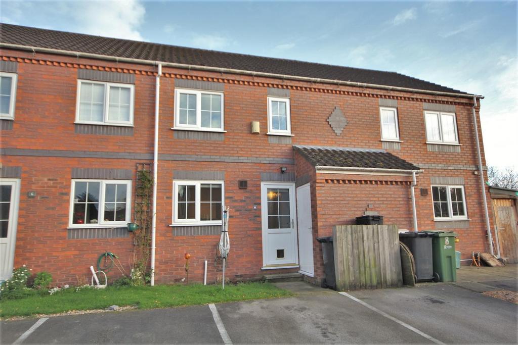 2 Bedrooms Terraced House for sale in Wheldrake Lane, Elvington, York, YO41