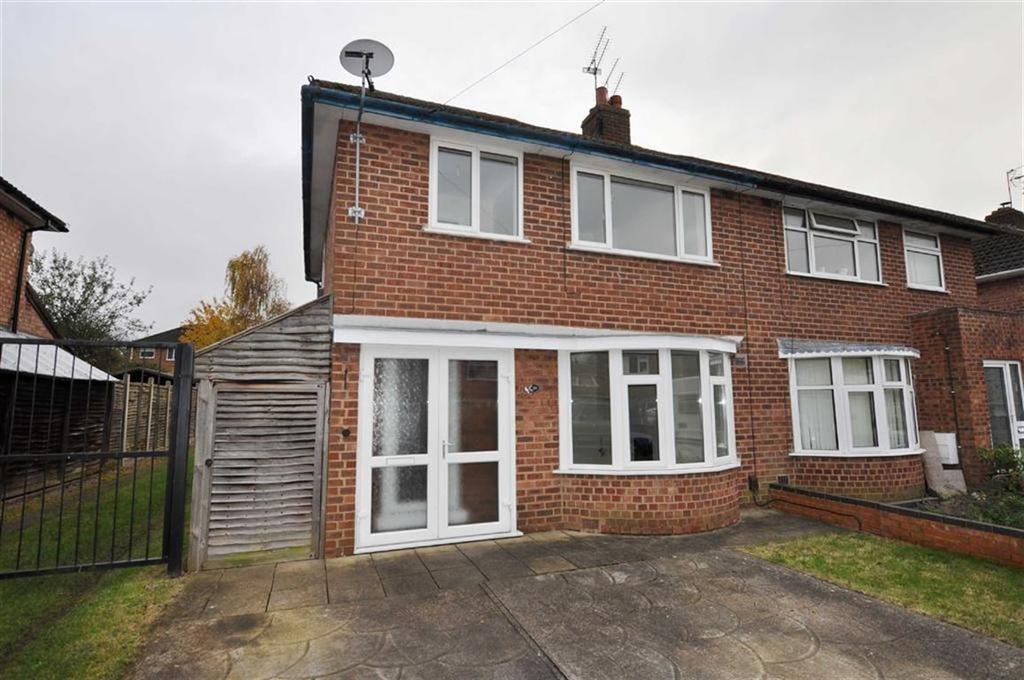 3 Bedrooms Semi Detached House for sale in Price Road, Cubbington, Leamington Spa