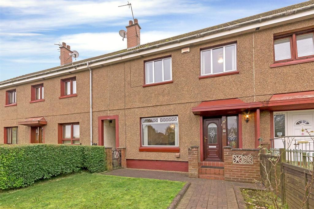 3 Bedrooms Terraced House for sale in 187 Linthaugh Road, Pollok, Glasgow, G53
