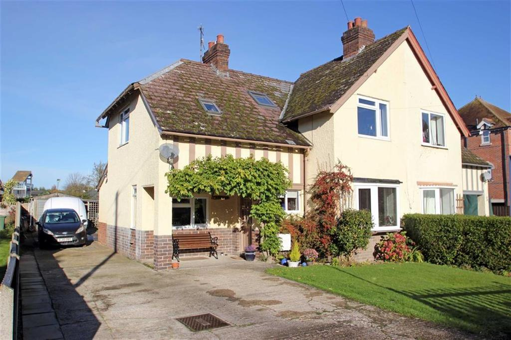 3 Bedrooms Semi Detached House for sale in Dodds Lane, Craven Arms, Shropshire