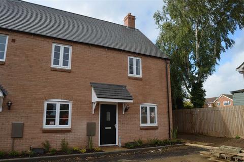 2 bedroom terraced house to rent - Freemans Way, Greens Norton