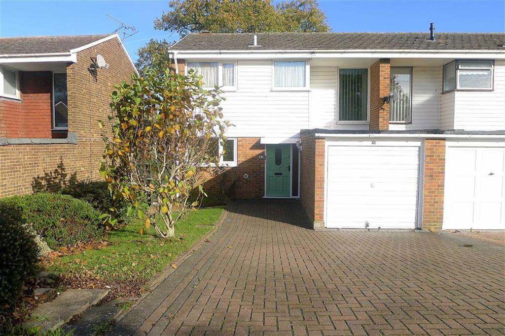 3 Bedrooms End Of Terrace House for sale in Tyler Drive, Rainham, Kent, ME8