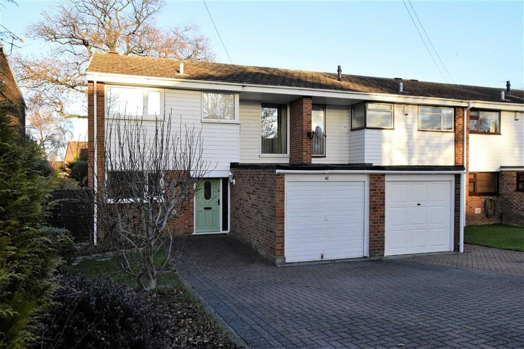 3 Bedrooms End Of Terrace House for sale in Tyler Drive, Rainham, Kent, ME8