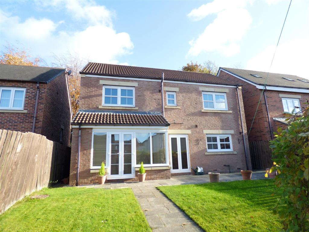 4 Bedrooms Detached House for sale in Station Road, Penshaw, Houghton Le Spring