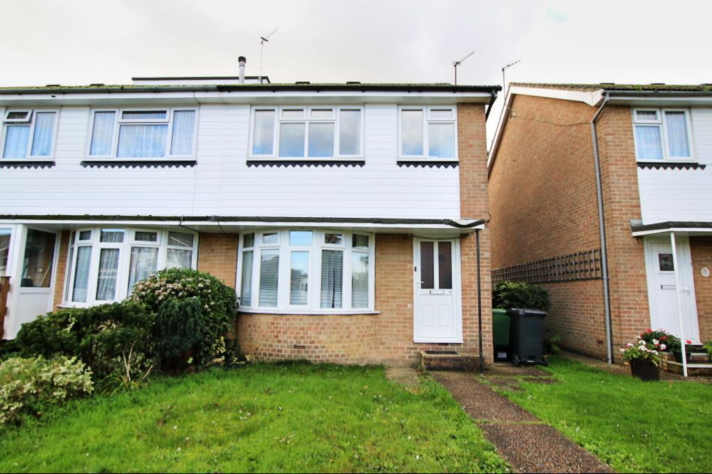 3 Bedrooms End Of Terrace House for sale in Bramble Drive , Hailsham BN27