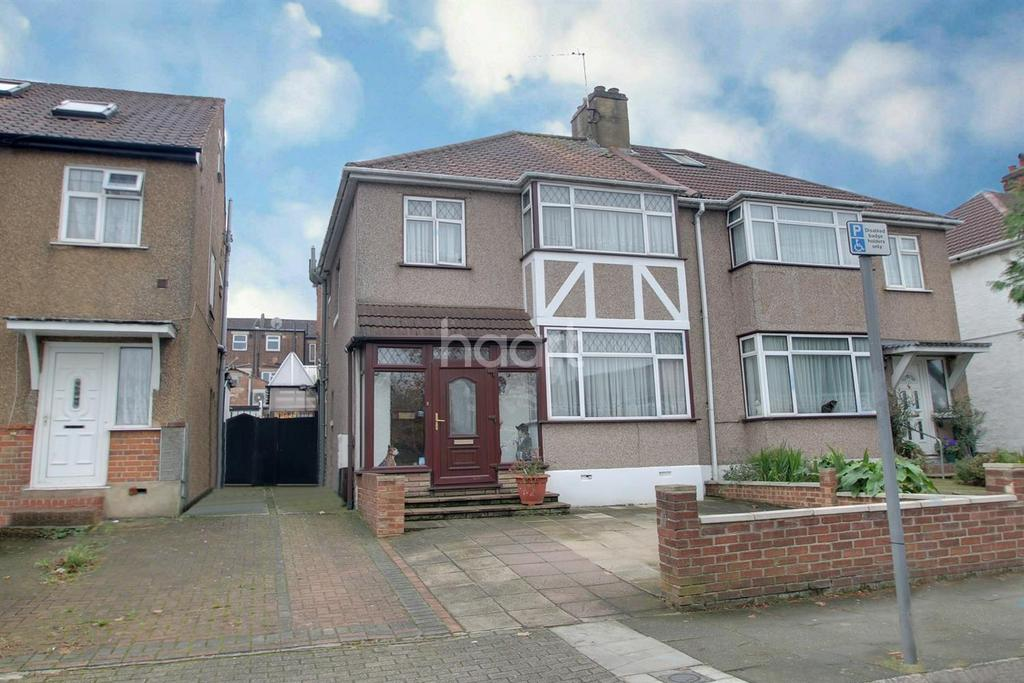 3 Bedrooms Semi Detached House for sale in Chartley Avenue, NW2