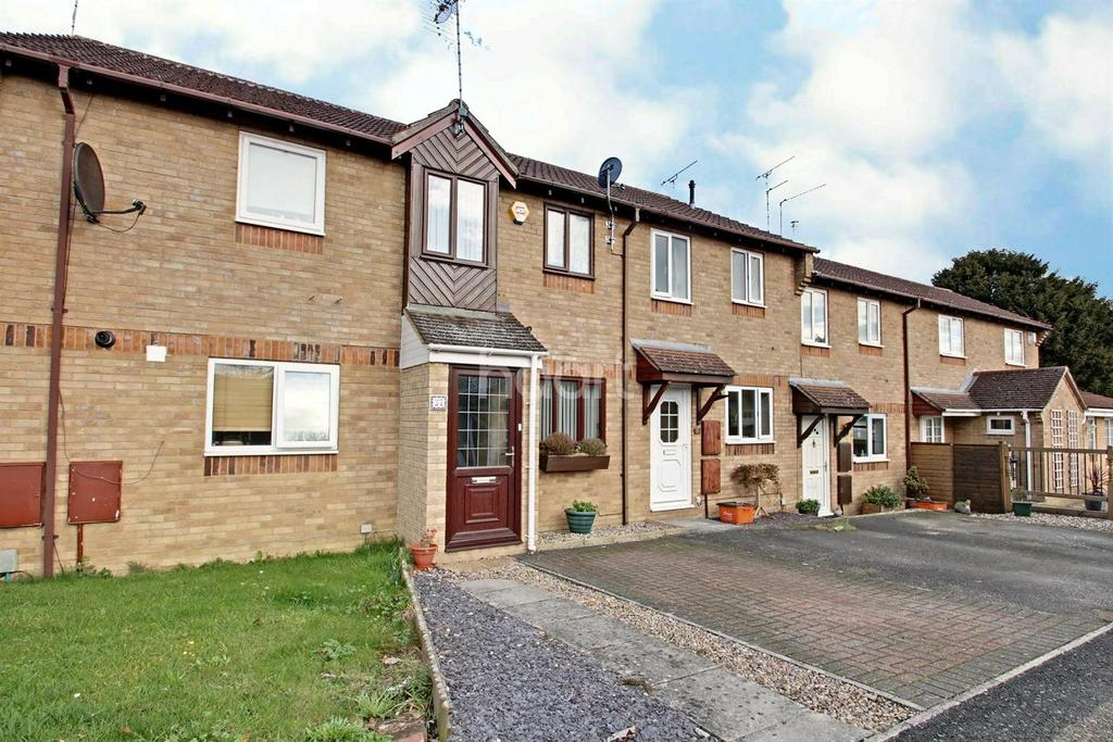 2 Bedrooms Terraced House for sale in Willowbrook