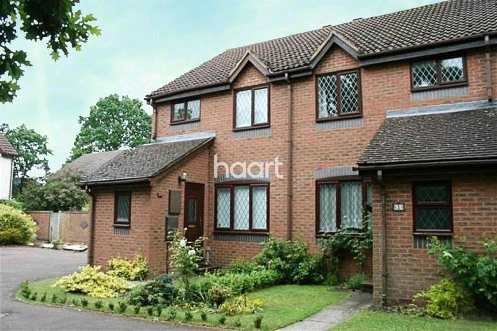 3 Bedrooms Semi Detached House for sale in Sian close, Church Crookham.